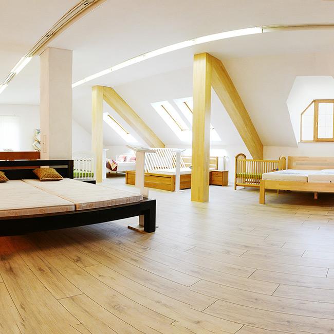 Drevokom - výroba nábytku - panoráma
